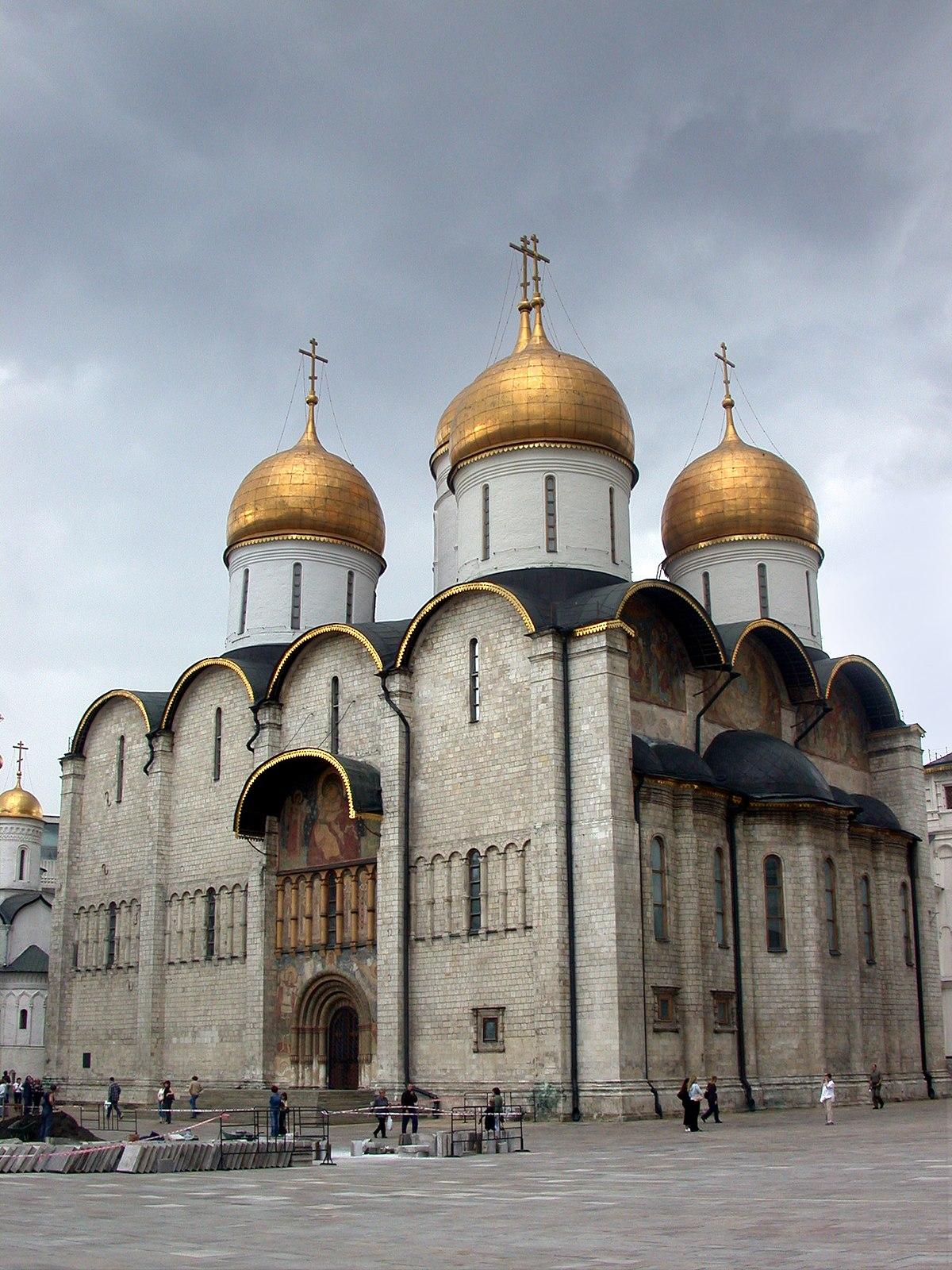 Mariä-Entschlafens-Kathedrale (Moskau) – Wikipedia