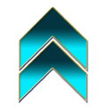 Double arrow cyan.png