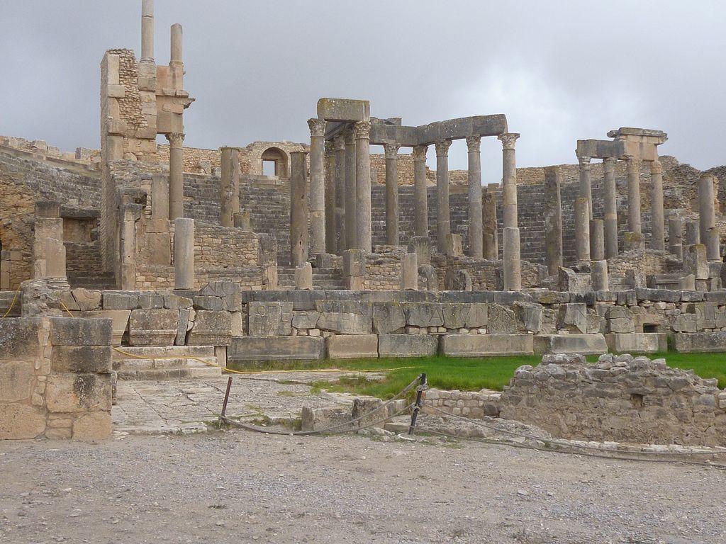 tunisia,world heritage site