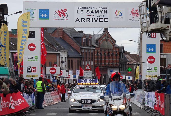 Dour - Le Samyn, 4 mars 2015, arrivée (C03).JPG