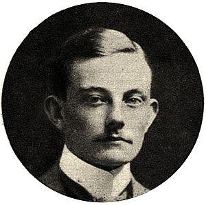 Albert Kluyver - Image: Dr. A.J. Kluyver, 1921