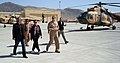 Dr. Jeffrey Gedmin, President of Radio Free Europe Radio Libert, visited the Afghan National Army Air Corps (4496117152).jpg