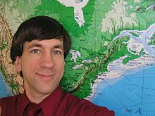 Dr Joseph J. Kerski, geographer active in education and geotechnologies.