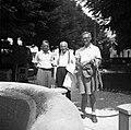 Dr. Novak, dr. Hrovatin in prof. Kutin v Bovcu 1952.jpg