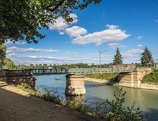 Drehbrücke Am Winterhafen P9276946