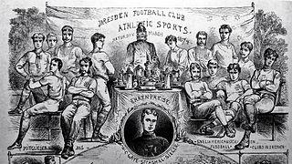 Dresden English Football Club association football club
