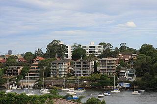 Drummoyne, New South Wales Suburb of Sydney, New South Wales, Australia