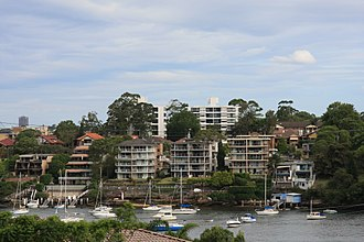 Drummoyne, New South Wales - Apartments on the Parramatta River, Drummoyne