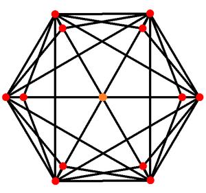Triakis octahedron - Image: Dual truncated cube t 01