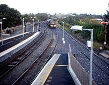 how to go to portarlington from rosanna station via train