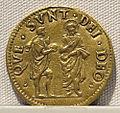 Ducato di ferrara, alfonso I d'este, oro, 1505-1534, 02.JPG