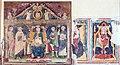 Due affreschi Maesta e Santi Santuario del Carmine San Felice del Benaco.jpg