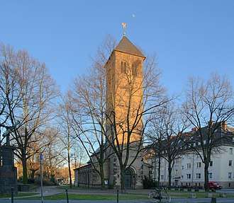 Bilk - Old Saint Martin Church