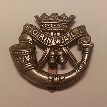 Duke of Cornwall's Light Infantry Cap Badge.jpg