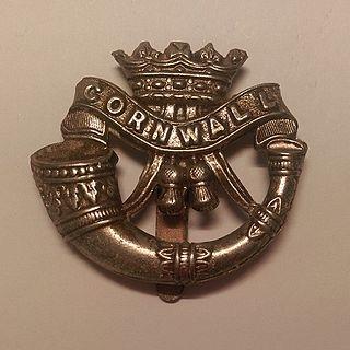 Duke of Cornwalls Light Infantry