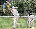 Dunmow CC v Brockley CC at Great Dunmow, Essex, England 36.jpg