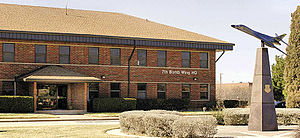 Dyess Air Force Base - 7th Bomb Wing Headquarters