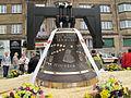 Dzwon Serce Łodzi wykonany w Ludwisarni Felczyńskich w Taciszowie.JPG