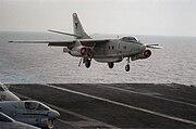 EA-3B VQ-2 CV-63 1987