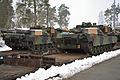 EAS M1A2s arrive in Grafenwoehr (12234468743).jpg