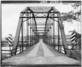 ELEVATION, LOOKING WEST - Yellow River Bridge, Spanning Chippewa River on County Trunk T, Arthur, Grant County, WI HAER WIS,9-ART,1-2.tif