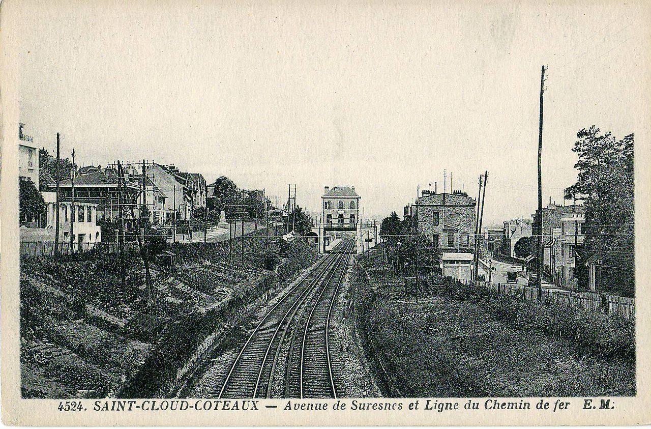 El juego de las imagenes-http://upload.wikimedia.org/wikipedia/commons/thumb/9/9d/EM_4524_-_ST_CLOUD-COTEAUX_-_Avenue_de_Suresnes_et_Ligne_du_Chemin_de_fer.JPG/1280px-EM_4524_-_ST_CLOUD-COTEAUX_-_Avenue_de_Suresnes_et_Ligne_du_Chemin_de_fer.JPG