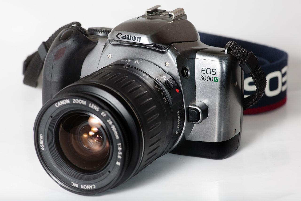 file eos 3000v jpg wikimedia commons rh commons wikimedia org Canon EOS Rebel T5 Canon EOS Rebel T5