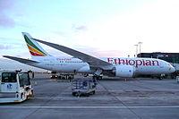 ET-ASG - B788 - Ethiopian Airlines