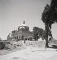 ETH-BIB-Mausoleum des Kaisers Menelik I. auf dem Hügel des grossen Gibi-Abessinienflug 1934-LBS MH02-22-0326.tif