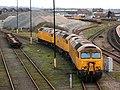 Eastleigh - Network Rail 57305, 57312 and 57310.jpg