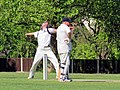 Eastons CC v. Chappel and Wakes Colne CC at Little Easton, Essex, England 10.jpg