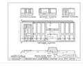 Ebenezer Smith House, 20 Main Street, Durham, Strafford County, NH HABS NH,9-DUR,4- (sheet 25 of 38).png