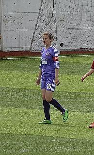 Ebru Topçu Turkish female footballer