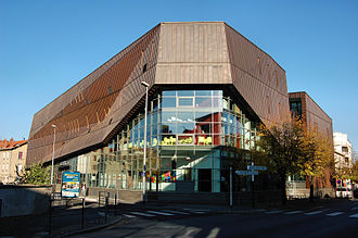 École supérieure d'art de Clermont Métropole - Image: Ecole superieure d art clermont co 1