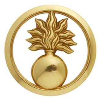 Grenade (insignia) - Image: Ecoles militaires béret