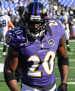 Ed Reed American football player, defensive back, safety