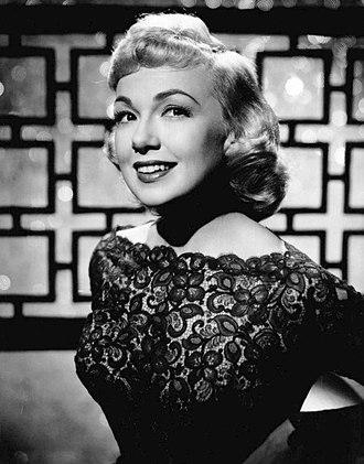 Edie Adams - Adams in 1958