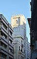 Edifici amb torre al carrer de Moratín de València.JPG