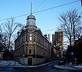 Eduarda Smiļģa un Slokas ielas stūris, Rīga - panoramio.jpg