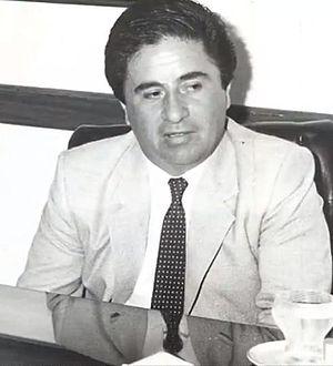 Eduardo Duhalde - Eduardo Duhalde in 1974.
