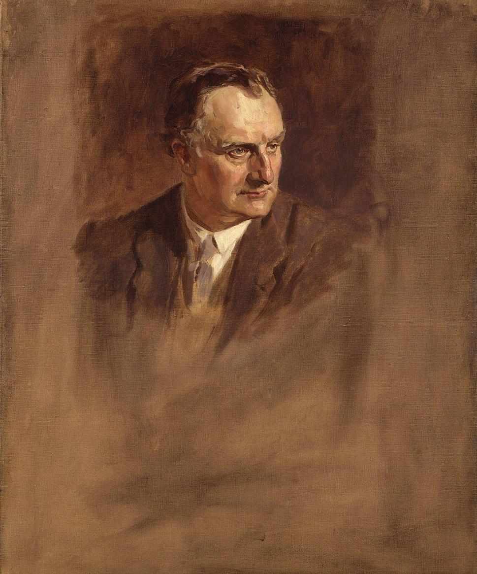 Edward Grey, 1st Viscount Grey of Fallodon by Sir James Guthrie