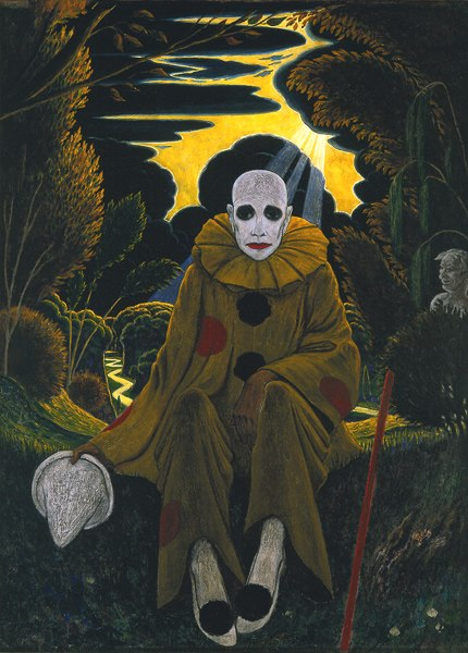 Edward Middleton Manigault - The Clown (1912)
