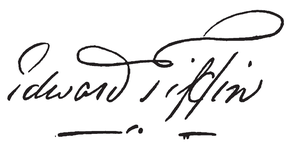 Edward Tiffin - Image: Edward Tiffin signature