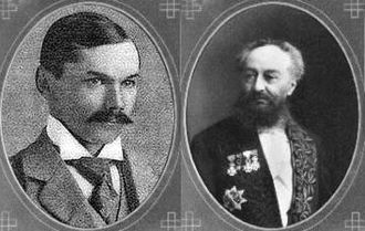 Lucid dream - Frederik van Eeden and Marquis d'Hervey de Saint Denys, pioneers of lucid dreaming.