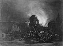 Egbert Lievensz. van der Poel - Nocturnal Fire and Looting in a Town - KMSsp287 - Statens Museum for Kunst.jpg