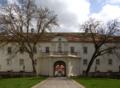 Eichenzell Eichenzell Schloss Fasanerie Schlosshof Balcony E.png
