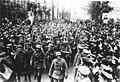 Einmarsch der Truppen Anfang Dezember in Berlin.jpg