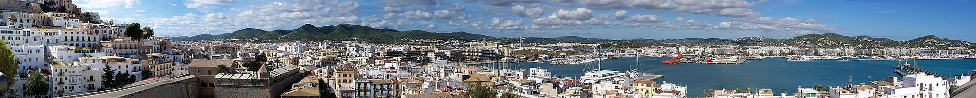 Eivissa Harbor and City.jpg
