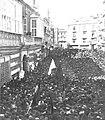 El Arsenal de Cartagena. Imponente manifestación obrera.jpg