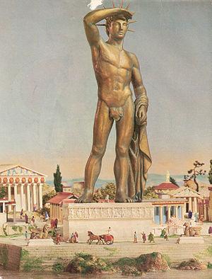Coloso de Rodas - Wikipedia, la enciclopedia libre